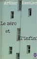 Couverture Le Zéro et l'Infini Editions Le Livre de Poche 1975