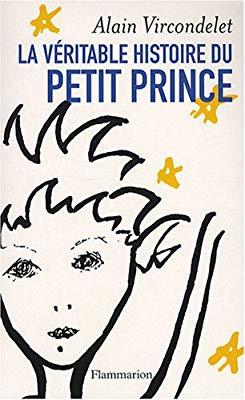 Couverture La véritable histoire du Petit Prince