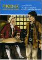 Couverture Phoenix, détective du temps : Le traître des plaines d'Abraham Editions Trécarré (Jeunesse) 2009