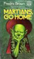 Couverture Martiens, go home ! Editions Baen Books 1992