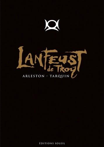 Couverture Lanfeust de Troy, intégrale