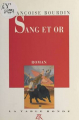 Couverture Sang et Or Editions de La Table ronde 1991