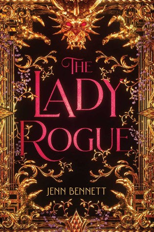 Couverture The Lady Rogue