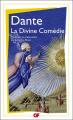 Couverture La divine comédie, intégrale Editions Flammarion (GF) 2010