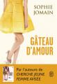 Couverture Gâteau d'amour Editions J'ai Lu 2019