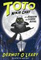 Couverture Toto Ninja Chat, tome 1 : Toto Ninja Chat et l'évasion du cobra royal Editions Gallimard  (Jeunesse) 2019