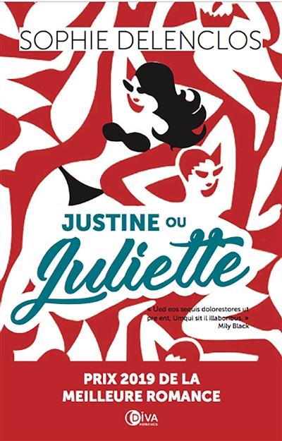 Couverture Justine ou Juliette