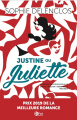 Couverture Justine ou Juliette Editions Charleston 2019