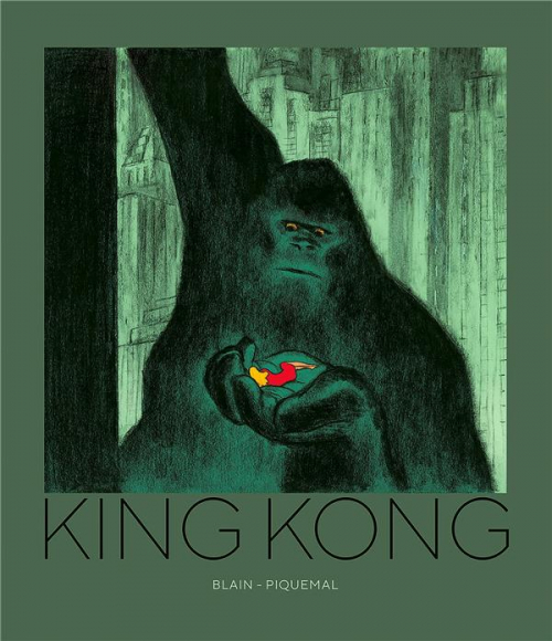 Couverture King kong