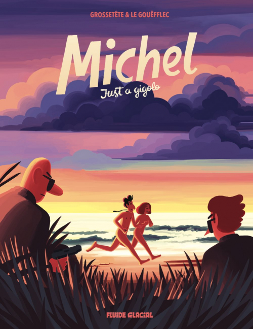 Couverture Michel, tome 2 : Just a gigolo