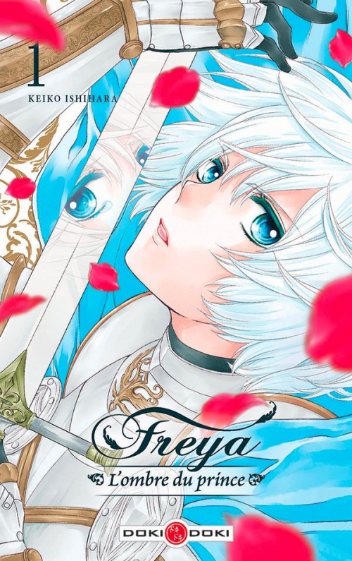 Couverture Freya : L'ombre du prince, tome 1