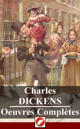Couverture Charles Dickens: Oeuvres Complètes - 29 titres (Annoté)