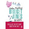 Couverture Bridget Jones, tome 4 : Baby : Le journal / Baby Editions J'ai Lu 2018