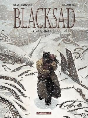 Couverture Blacksad, tome 2 : Arctic-Nation