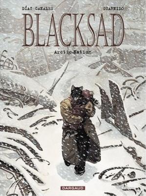 Couverture Blacksad, tome 2 : Arctic-Nation