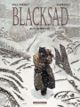 Couverture Blacksad, tome 2 : Arctic-Nation Editions Dargaud 2013