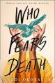 Couverture Qui a peur de la mort ? Editions HarperCollins 2018