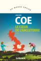 Couverture Le cœur de l'Angleterre Editions Gallimard  2019