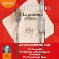 Couverture La goûteuse d'Hitler Editions Audible studios 2019