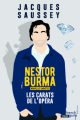 Couverture Les nouvelles enquêtes de Nestor Burma : Les carats de l'opéra Editions French pulp (Polar) 2019
