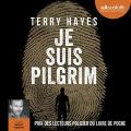 Couverture Je suis Pilgrim Editions Audiolib 2019