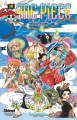 Couverture One Piece, tome 91 : Aventure au pays des Samouraïs Editions Glénat (Shônen) 2019
