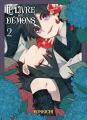 Couverture Le livre des démons, tome 2 Editions Komikku 2019