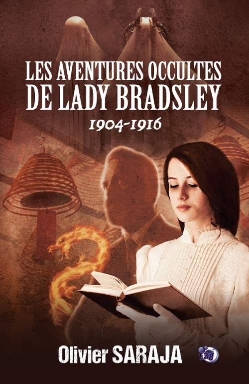 Couverture Les Aventures Occultes de Lady Bradsley
