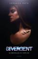 Couverture Divergent / Divergente / Divergence, tome 1 Editions Van Goor 2014