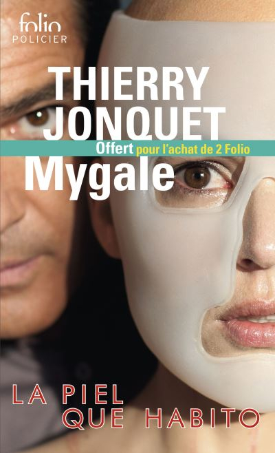 Couverture Mygale
