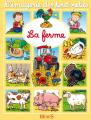 Couverture L'imagerie des tout-petits : La ferme Editions Fleurus 1999