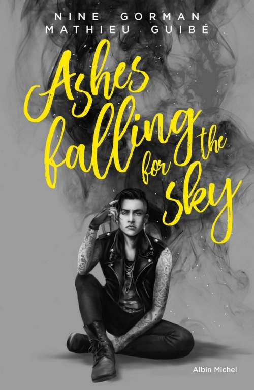 Couverture Ashes falling for the Sky, tome 1 : Ashes falling for the Sky