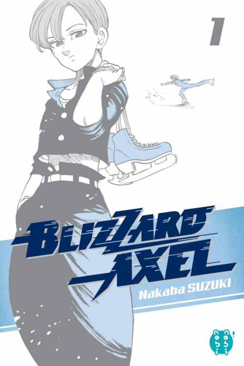 Couverture Blizzard Axel, tome 1