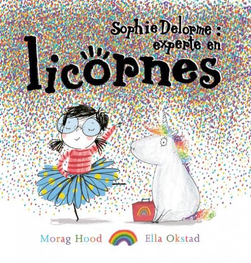 Couverture Sophie Delorme : Experte en licornes