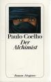 Couverture L'alchimiste Editions Diogenes 2008