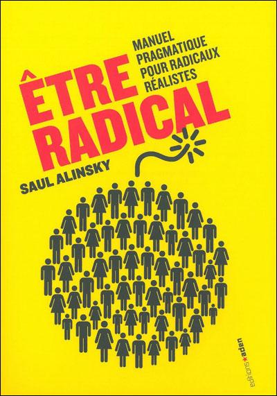 Couverture Être radical