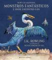 Couverture Les Animaux fantastiques : Vie & habitat, illustré Editions Presença 2017