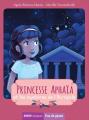 Couverture Princesse Aphaïa et les mystères de l'Acropole Editions Auzou  (Pas de géant) 2016