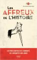Couverture Les affreux de l'Histoire Editions First (Histoire) 2019