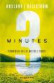 Couverture Trois minutes Editions Mazarine (Thriller) 2019