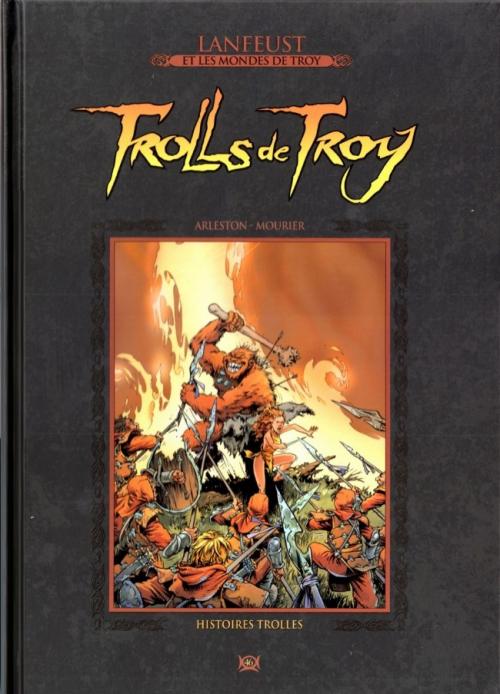 Couverture Trolls de Troy, tome 01 : Histoires trolles