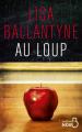 Couverture Au loup Editions Belfond (Noir) 2019