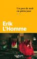 Couverture Un peu de nuit en plein jour Editions Calmann-Lévy (Littérature française) 2019