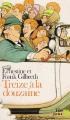 Couverture Treize à la douzaine Editions Folio  (Junior) 1983