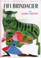 Couverture Fifi Brindacier Editions Hachette (Bibliothèque rose) 1979