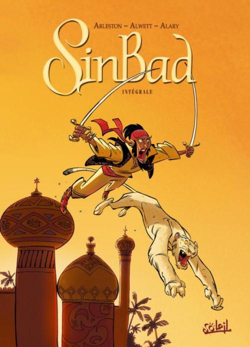 Couverture Sinbad, intégrale