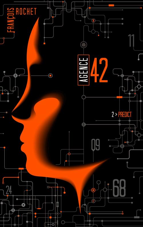 Couverture Agence 42, tome 2 : Preditc