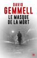 Couverture Le masque de la mort Editions Bragelonne (L'Ombre) 2019