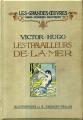 Couverture Les Travailleurs de la mer Editions Henri Gautier 1923