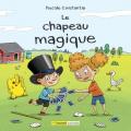 Couverture Le chapeau magique Editions Bayard 2019